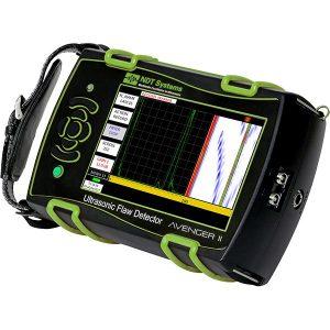Avenger II handheld flaw detector